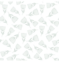 Floral seamless pattern 01 vector