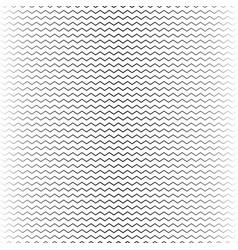 zigzag texture vector image
