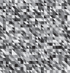 geometric abstract backgrounds black and white pal vector image