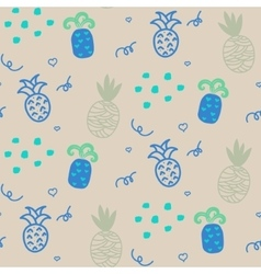 Baby pattern design nursery kid background vector