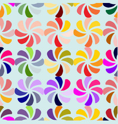Seamless background from symmetrical original figu vector