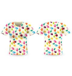 T-shirt sport design vector