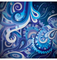 Abstract decorative background vector