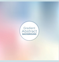 Two toned light color abstract gradient background vector