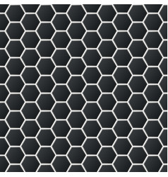 hexagonal abstract geometric scheme hipster vector image vector image