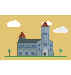Castle Preview vector