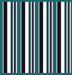retro stripe pattern with navy blue white and vector image
