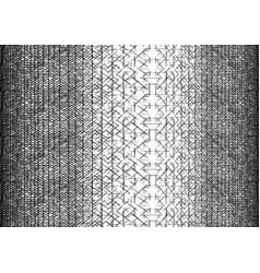Hatching gradient texture vector