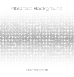 Abstract Dark Gray Technology Cover Background vector image vector image