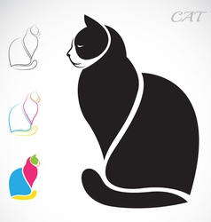 image of an cat vector image