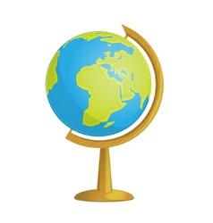 Globe eps10 vector image