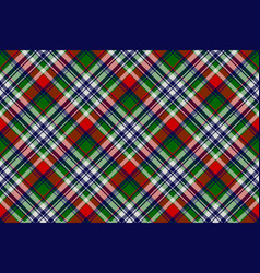 Celtic classic check plaid seamles pattern vector