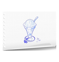 Sketch vector image