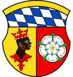 Coat of arms of freising is a district in upper vector