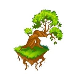 Isometric tree vector