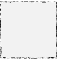 Simple Grunge Frame vector