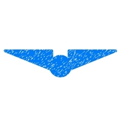 Aviation Grainy Texture Icon vector