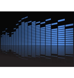 Equalizer display vector