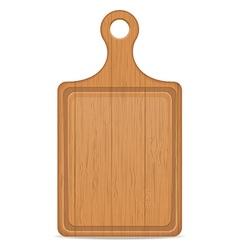 cutting board 04 vector image