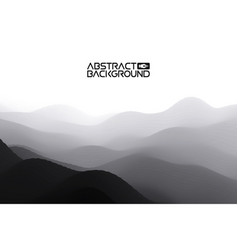 3d landscape abstract grey background gradient vector