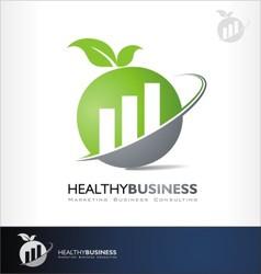 Accounting logo symbol investment symbol vector