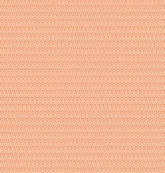 Orange seamless paisley stripe vector