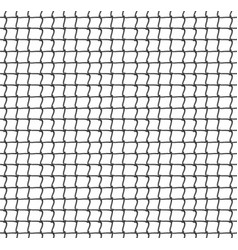 Tennis net seamless pattern background vector