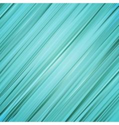 Blue 3D stripes background vector image