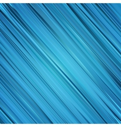 Blue stripes background vector image