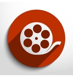 Camera web icon vector