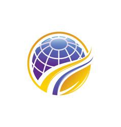 Eco symbol or icon vector
