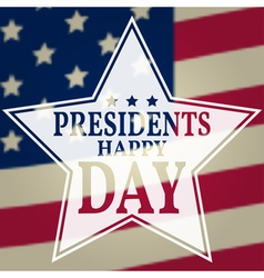 Presidents day day day draw vector