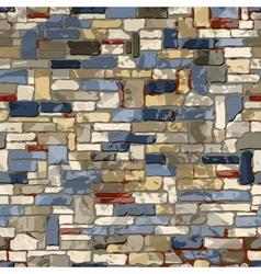Stone seamless pattern vector