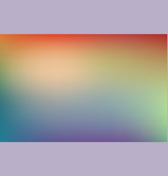 abstract of high colorful in pastel gradient tone vector image
