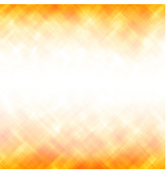 Abstract yellow square background vector