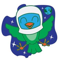 Bird Space vector