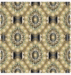 greek ornate seamless pattern abstract vector image
