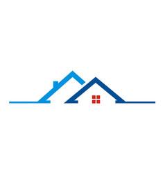 House robuilding logo vector