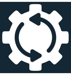 Refresh Engine Icon vector