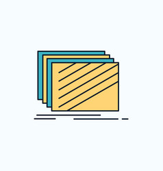 design layer layout texture textures flat icon vector image