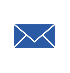 mail graphic icon design template vector image
