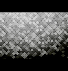 abstract square tile wallpaper vector image