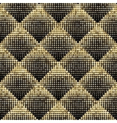 Gold abstract background shimmer vector