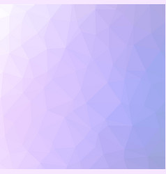 Polygonal abstract background template colorful vector