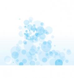 Bubble tumble vector