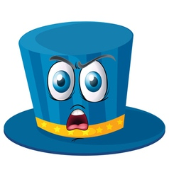 a hat vector image vector image