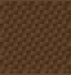 Dark skintone blocks background vector