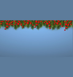 Festive christmas or new year background vector