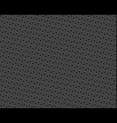 Seamless pattern rotated polygons black white vector