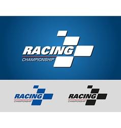 Racing Champions logo vector image